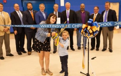 WCS Celebrates New School Year with Convocation and Ribbon Cutting