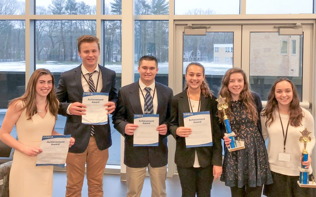 WCS Students Qualify for DECA State Conference