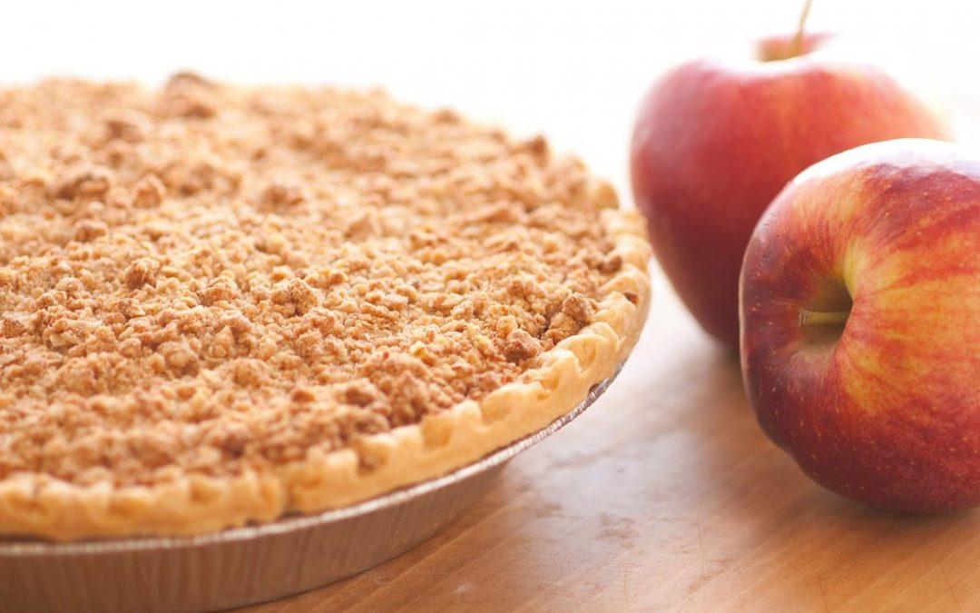 Dutch Apple Pie Making Day  – Oct. 29