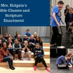 Scripture Enactment - an Innovative Way of Studying and Encountering a Biblical Story