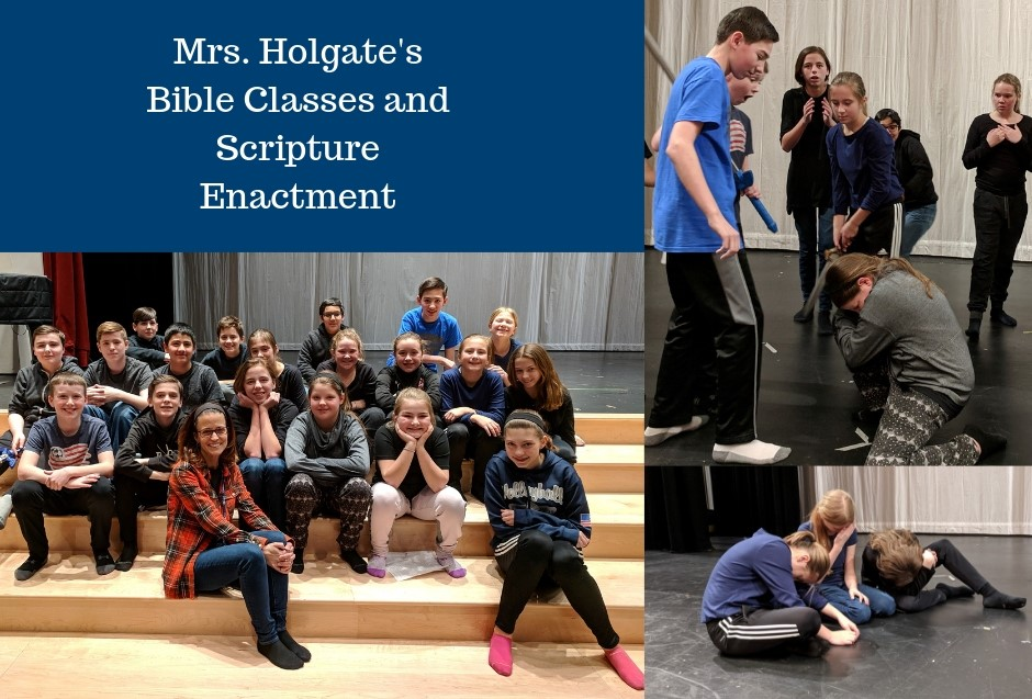 Scripture Enactment – an Innovative Way of Studying and Encountering a Biblical Story