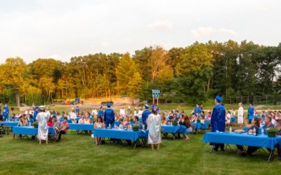 Whitinsville Christian School Celebrates Class of 2020