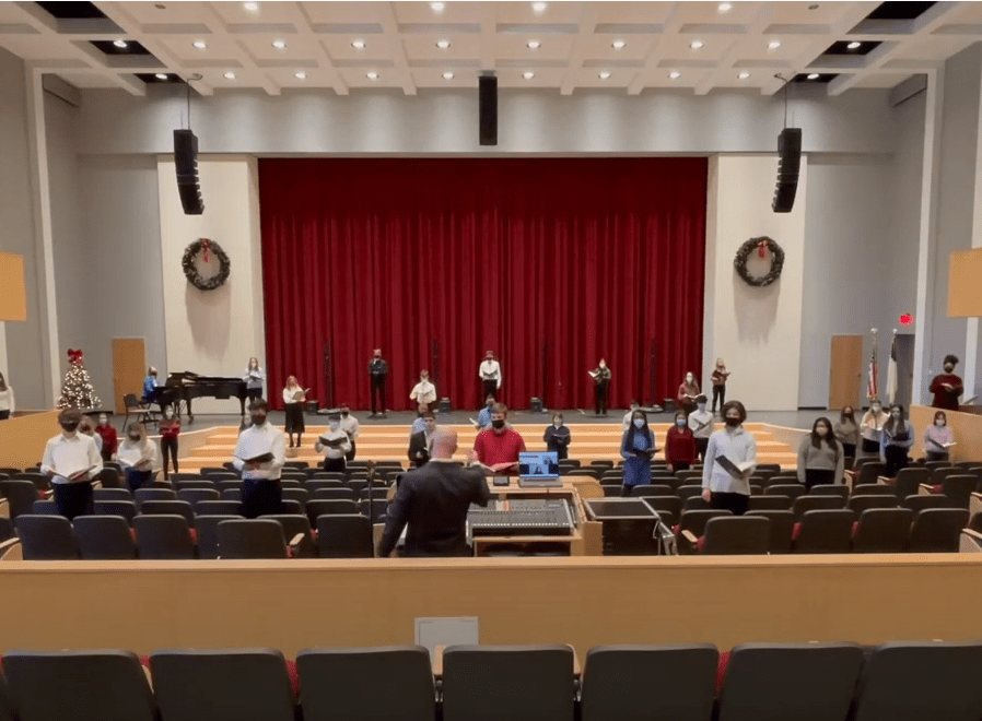 WCS Christmas Concert Performance Available Online