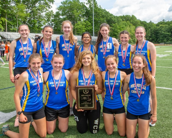 Whitinsville Christian Takes Class C Track & Field Title