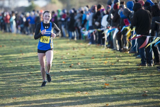 Girls' cross-country: Whitinsville Christian's Molly Lashley is coming off win on Vineyard