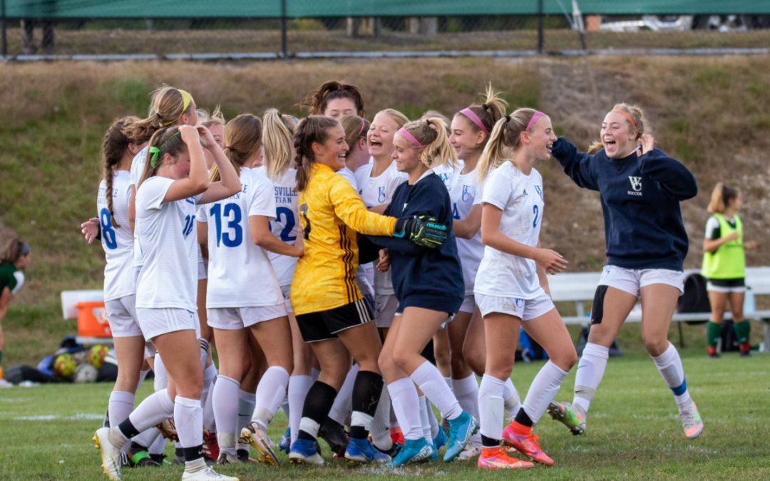 Big wins proving Whitinsville Christian girls' soccer will be a postseason threat